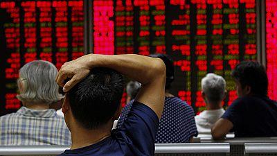 La Bolsa de Shanghái se hunde un 8,48% y registra su mayor descenso desde febrero de 2007