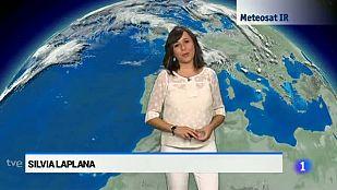El tiempo en Andalucía-27/07/2015