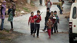 Siria entre dos frentes
