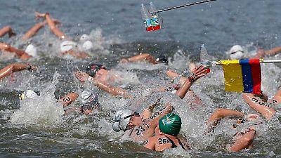 Mundial de Natación de Kazán - Aguas abiertas 10Km femenino - ver ahora