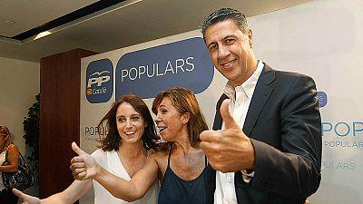 García Albiol sustituye a Sánchez-Camacho como candidato del PP a la presidencia de la Generalitat