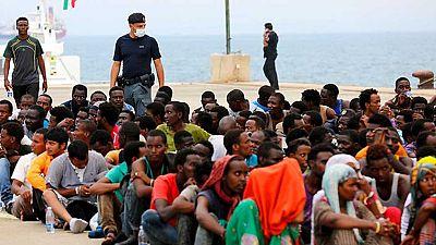 Continúa el drama de la inmigración en el Mediterráneo