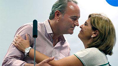 Isabel Bonig sustituye a Alberto Fabra para presidir el PP valenciano