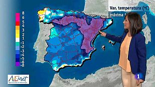 El tiempo en la Comunidad Valenciana - 29/07/15