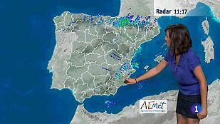 El tiempo en la Comunidad Valenciana - 30/07/15