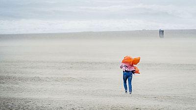 La provincia de Castellón se encuentra en aviso naranja por fuertes tormentas