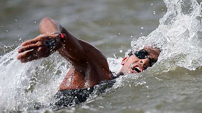 Mundial de Natación de Kazán - Aguas abiertas 5Km Equipos - ver ahora