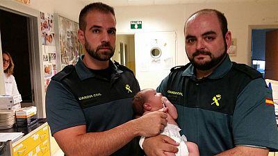 """Padre del beb� abandonado en Mejorada: """"No sab�a que estaba embarazada"""""""