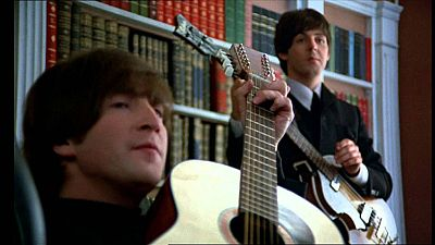D�as de cine - El cine de los Beatles