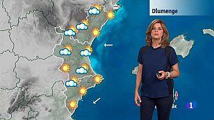 El tiempo en la Comunidad Valenciana - 31/07/15