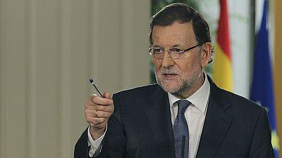 """Rajoy avisa a Mas: el Gobierno defender� """"activamente la ley"""""""