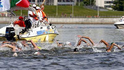 Mundial de Natación de Kazán - Aguas abiertas 25Km masculino y femenino (2) - ver ahora