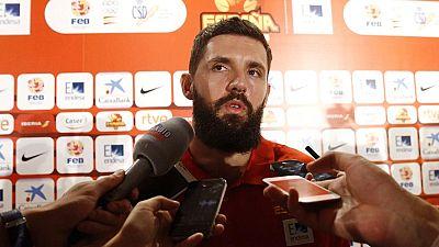 Mirotic quiere triunfar con Espa�a en el Eurobasket