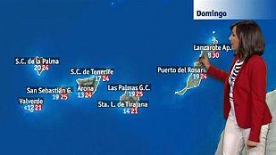 El tiempo en Canarias - 01/08/2015