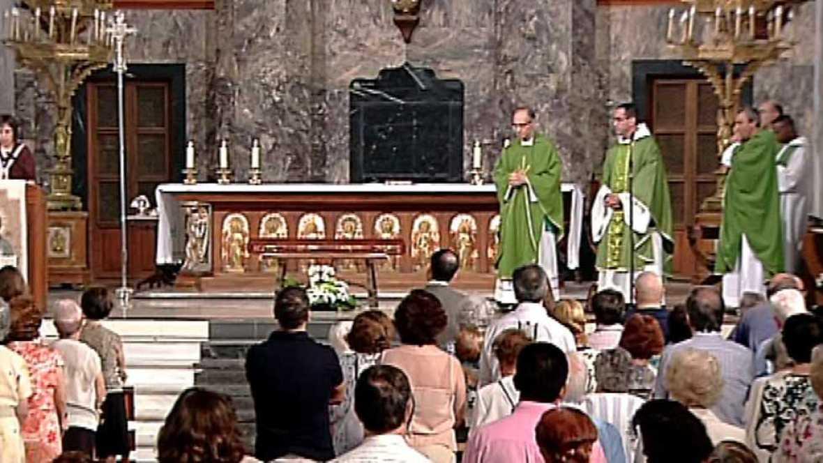 El día del Señor - Parroquia de Santa Teresa y San José - ver ahora