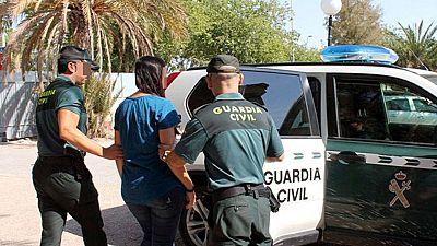 La Guardia Civil ha desmantelado una trama dedicada al cobro fraudulento de prestaciones de la Seguridad Social