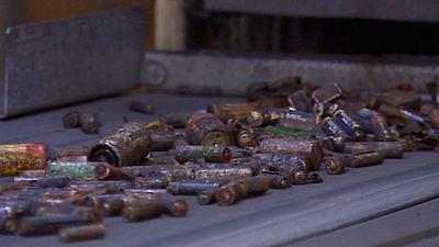 Las pilas que utilizamos ya no podrán llevar mercurio