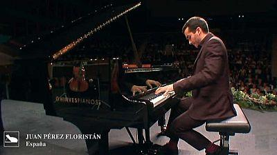 XVIII Concurso internacional de piano Paloma O'Shea - 1ª final - ver ahora