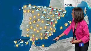 El tiempo en la Comunidad Valenciana - 04/08/15