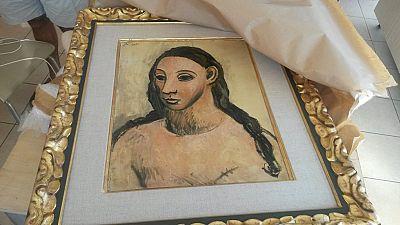 Incautado en Córcega un Picasso perteneciente a Jaime Botín valorado en 25 millones de euros