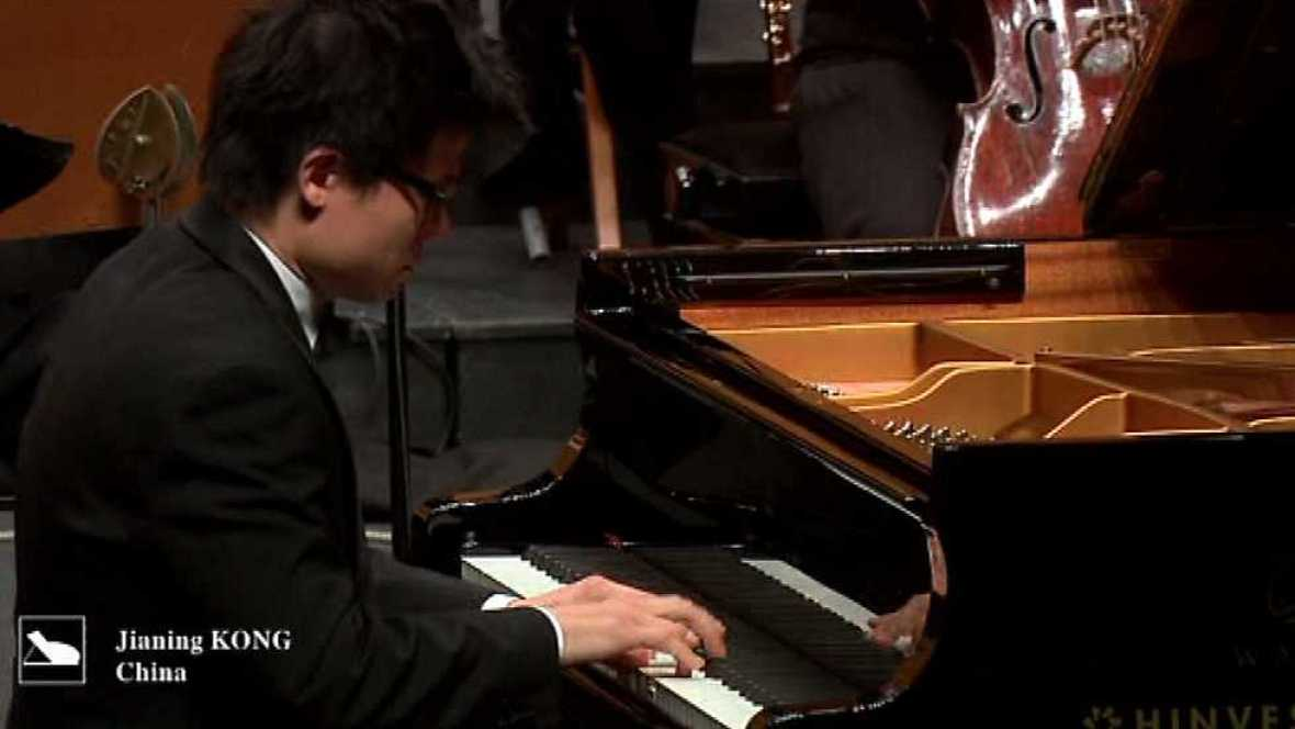XVIII Concurso internacional de piano Paloma O'Shea - 2ª final - ver ahora