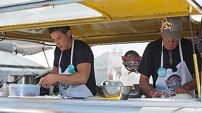 Cocineros al volante - 04/08/15 - ver ahora