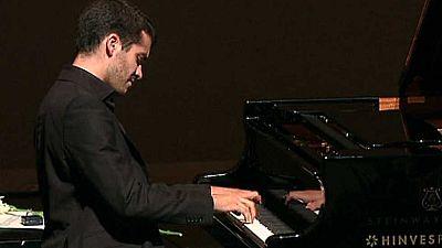 XVIII Concurso internacional de piano Paloma O'Shea - 3ª final - ver ahora