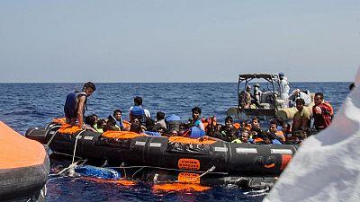 Al menos 25 migrantes mueren en el naufragio de una embarcación en el Canal de Sicilia