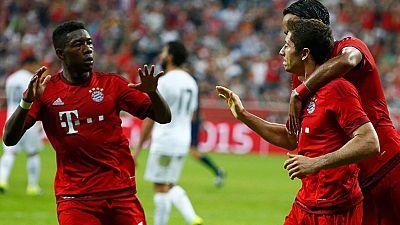 Un gol de Lewandowski en el final del partido contra el Real Madrid ha otorgado al conjunto de Guardiola el torneo amistoso Audi Cup.