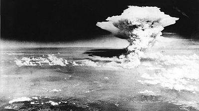 Se cumplen 70 años del bombardeo atómico sobre Hiroshima