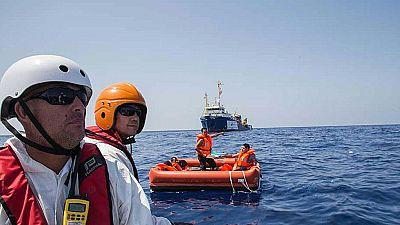 Difícil búsqueda de supervivientes entre los 200 nuevos desaparecidos en el naufragio de la costa de Libia