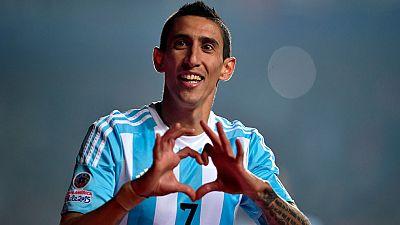 El PSG hace oficial el fichaje del argentino Di María