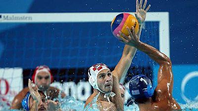Mundial de Natación de Kazán - Waterpolo. 1ª semifinal Masculina: Croacia - Grecia - ver ahora
