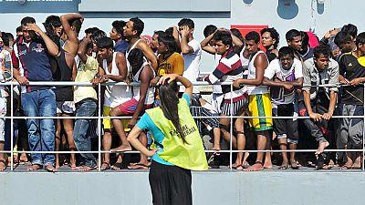 Más de 200.000 personas se juegan la vida en el Mediterráneo para intentar alcanzar las costas europeas