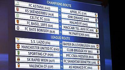 El Valencia se jugará su pase a la Champions ante el Mónaco