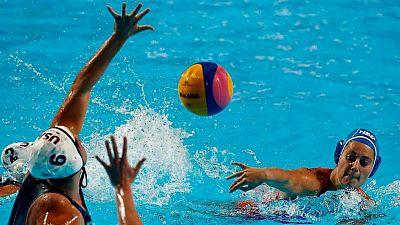 Mundial de Natación de Kazán - Waterpolo.  Final Femenina: EEUU - Holanda - ver ahora