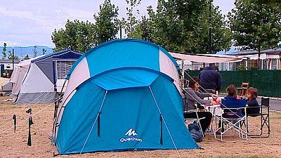 El turismo de camping, cada vez más en auge y con posibilidades más variadas