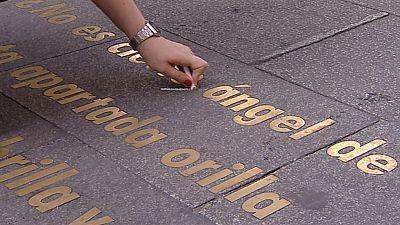 Brigadas anónimas denuncian los errores ortográficos de placas, rótulos y carteles en las redes sociales
