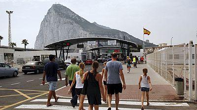 Londres acusa a España de entrar ilegalmente en aguas de Gibraltar para perseguir a un contrabandista