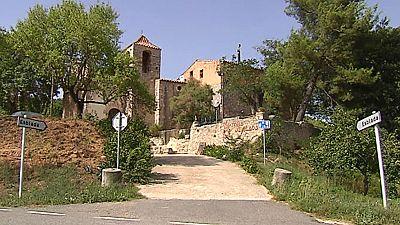 Existen 3.200 pueblos abandonados en España, algunos de ellos en venta