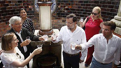Rajoy asegura que España superará los 68 millones de turistas extranjeros en 2015