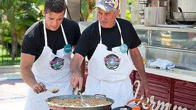 """Cocineros al Volante - """"¡Qué vamos a salir ardiendo copón!"""""""