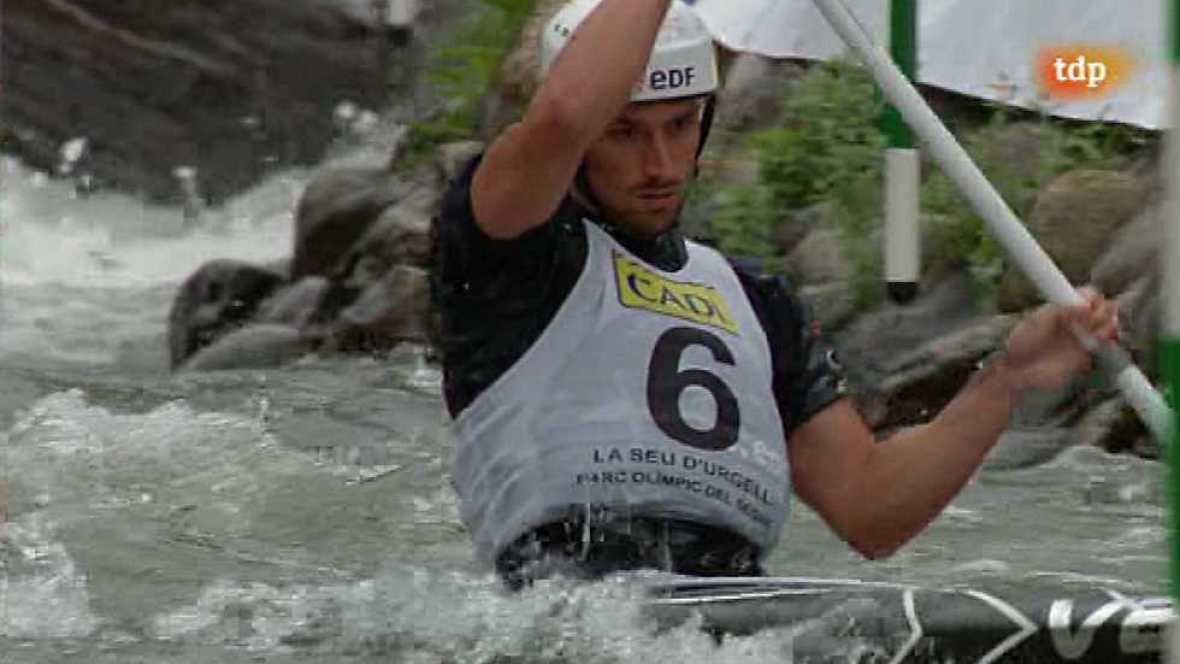 Piragüismo - Copa del mundo de Slalom (La Seu d'Urgell) - ver ahora