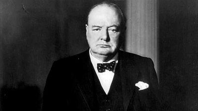 Documenta2 - Winston Churchill: Un gigante del siglo - ver ahora