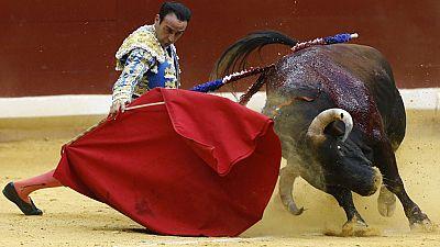 Los toros regresan a San Sebastián dos años después con la presencia del rey Juan Carlos