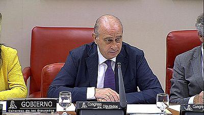 """El ministro del Interior defiende que su reunión con Rato era """"legal"""" y """"ética"""""""