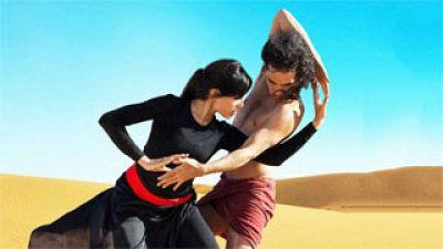 Basada en una historia real que narra c�mo Afshin Ghaffarian arriesg� todo en el a�o 2009 para formar una compa�ia de danza en su pa�s natal, Ir�n.