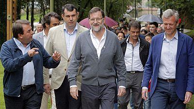 Rajoy asegura que Fernández Díaz ha dado las explicaciones pertinentes sobre su encuentro con Rodrigo Rato