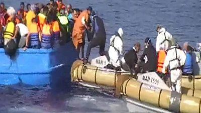 La crisis migratoria continúa: 40 inmigrantes mueren en la travesía de Libia a Italia