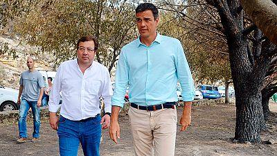 Sánchez se muestra indignado porque el ministro del Interior no dimita